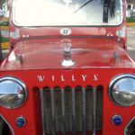 The Coffee Triangle's Big Helper: Willys Jeeps