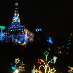 More lights for Christmas in Colombia