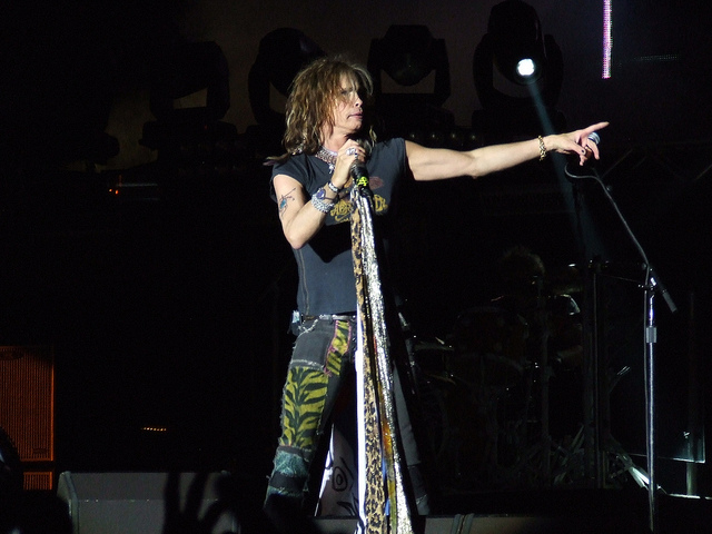 Steve Tyler, photo credit: Carlos Varela