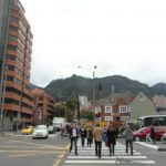 Lost in Bogota – Understanding the (il)logistics of Bogota`s Roads