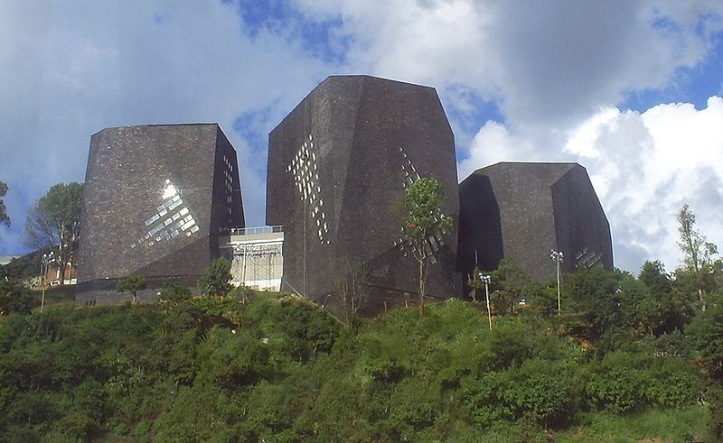 The Spanish Library of Medellín