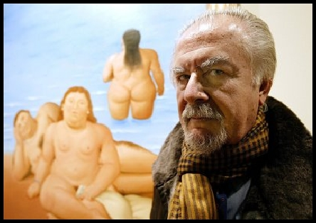 Happy 80th Birthday Fernando Botero - 80 facts about Botero for ...
