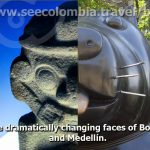 Safety in Colombia Week: The dramatically changing faces of Bogotá and Medellín