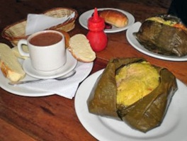 Tamal and much more