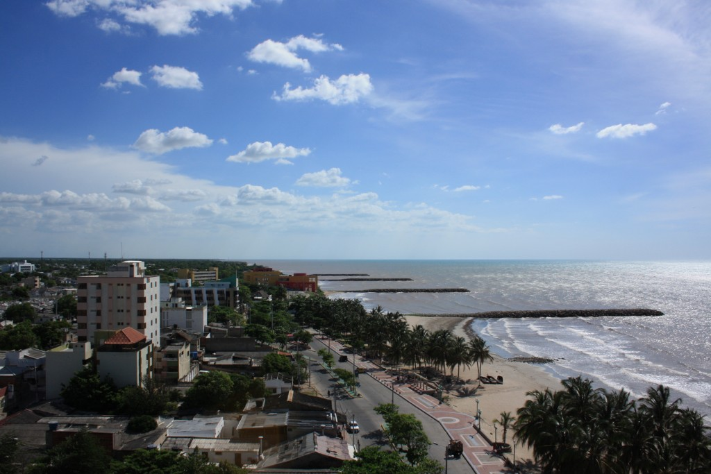 Riohacha, lots of potential