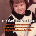 Help Us to Find Nicole's Real Colombian Parents – A Child Kidnapped and Adopted in 1975