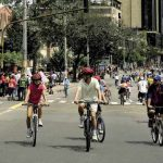 The Ciclovia, hitting the pavement in Bogotá