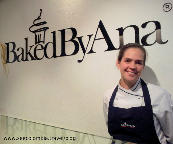 Ana Maria Torres de Narváez, creator and baker at Baked by Ana