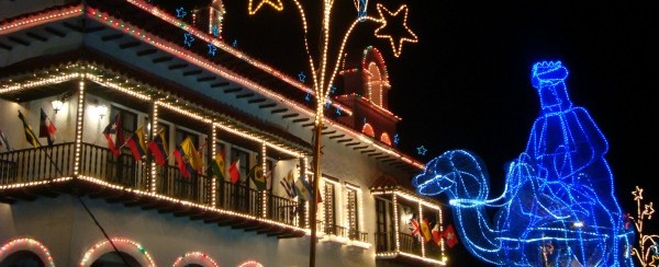 Monserrate Christmas Lights by JL