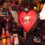 Table signs at Andres Carne de Res, Chia