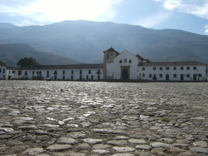 Happy snaps from Mattius' trip to Villa de Leyva