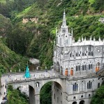 Top 5: Churches that might make my Mum want to come to Colombia.