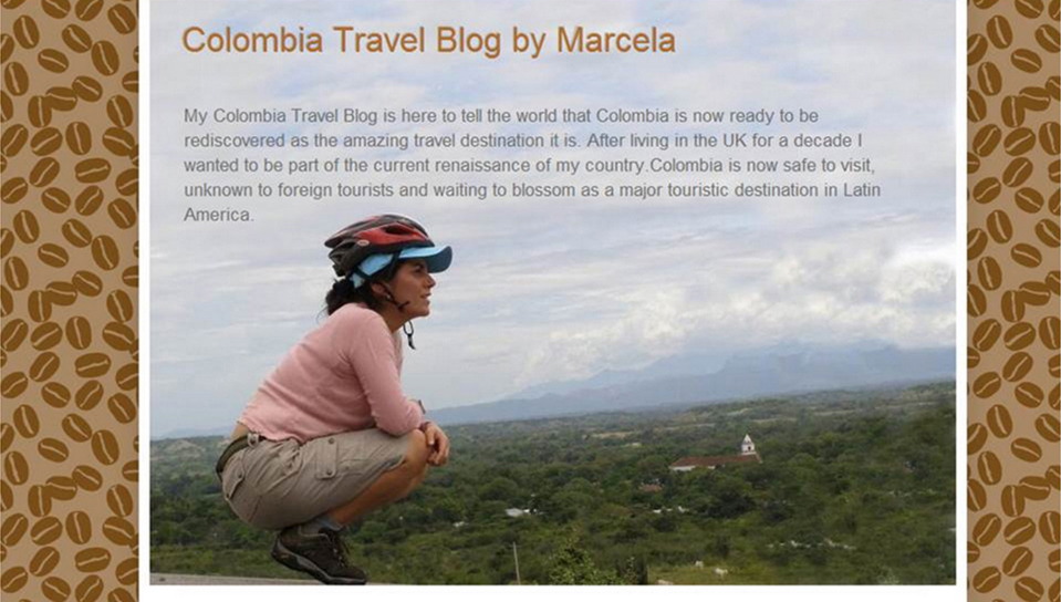 Marcela Colombia Tarvel blog