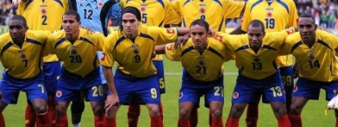 colombian national football team