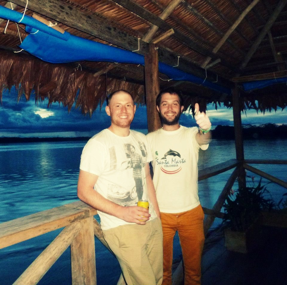 Paul and his brother travel to the Amazon in Colombia