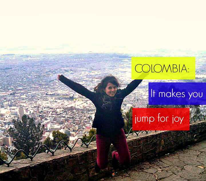 Lydia takes a look back at her time travelling in Colombia and picks out her best Colombian moment
