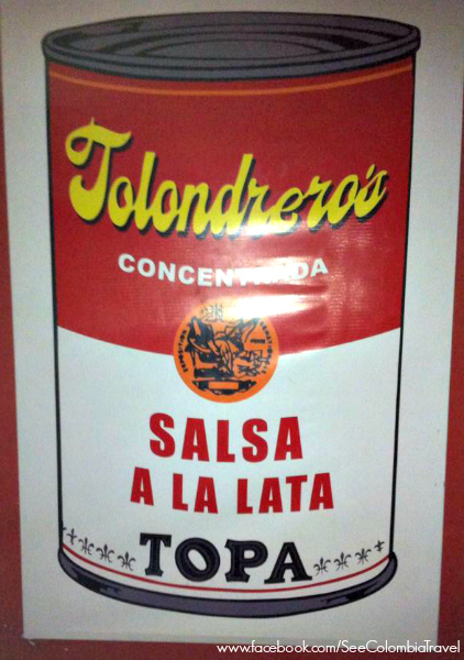 The Topa Tolondra is one of Cali's best and most traditional Salsa clubs