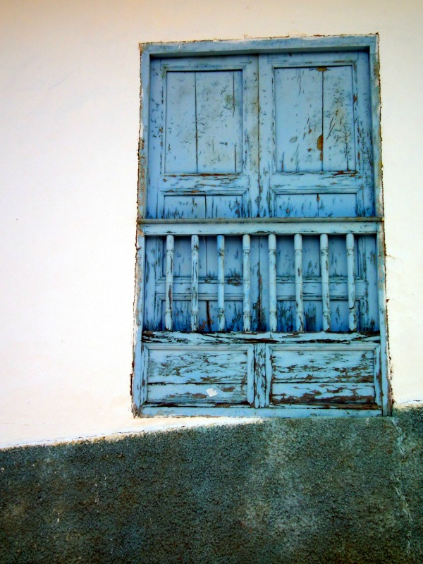 Barichara Window