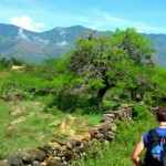The Camino Real from Barichara to Guane