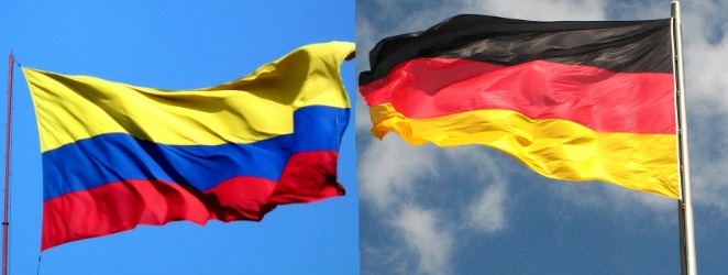 Germany & Colombia