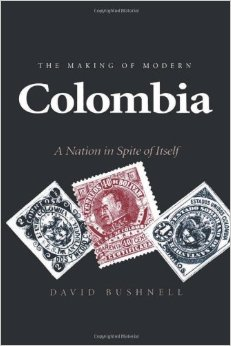 making of modern colombia bushnell