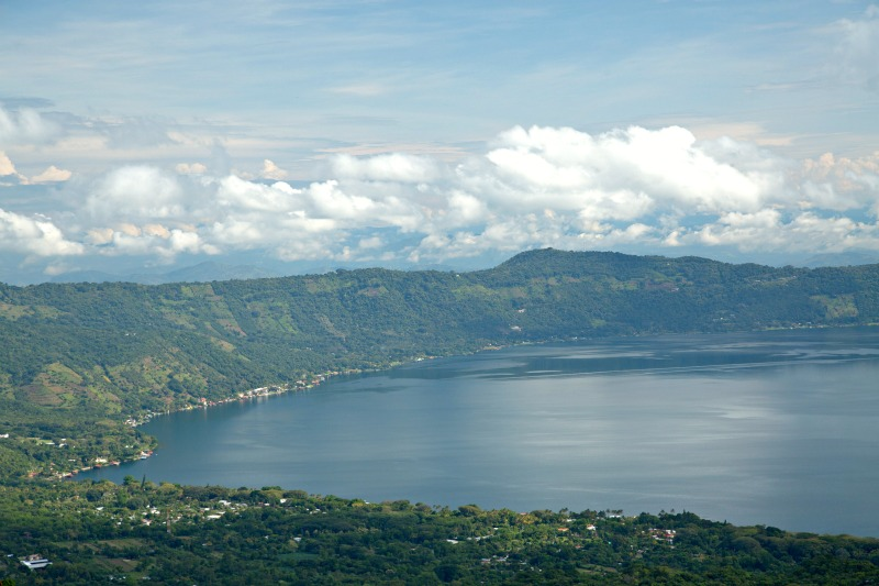 Lago Coatepeque El Salvador