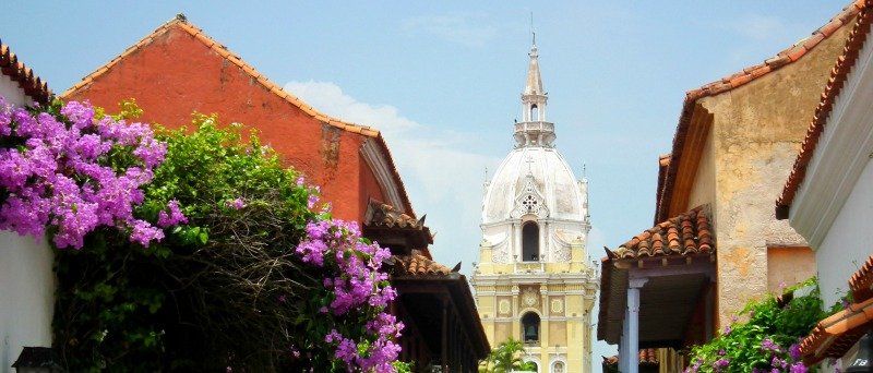 romantic cartagena colombia