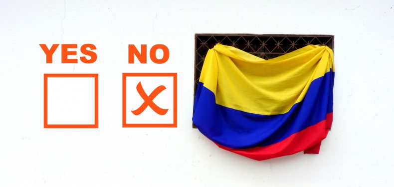 colombian peace vote