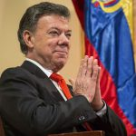 Nobel Peace Prize awarded to Colombian President Juan Manuel Santos