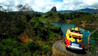 10 reasons we're thankful for Colombia