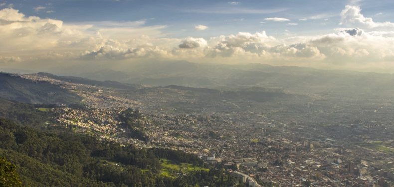 photos of bogota colombia