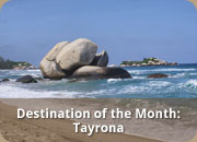 Destination of the Month: Tayrona