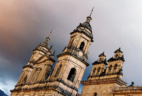 Bogotá - Capital of Culture?