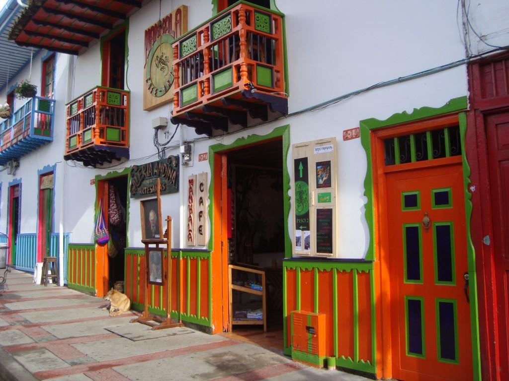 Salento's streets