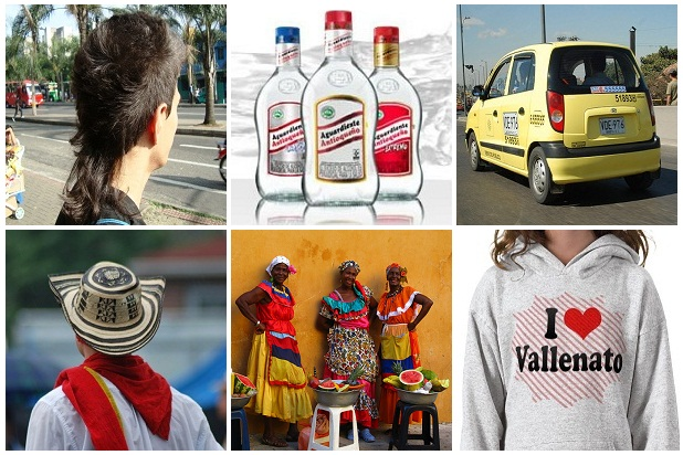 You Know You're Colombian When...