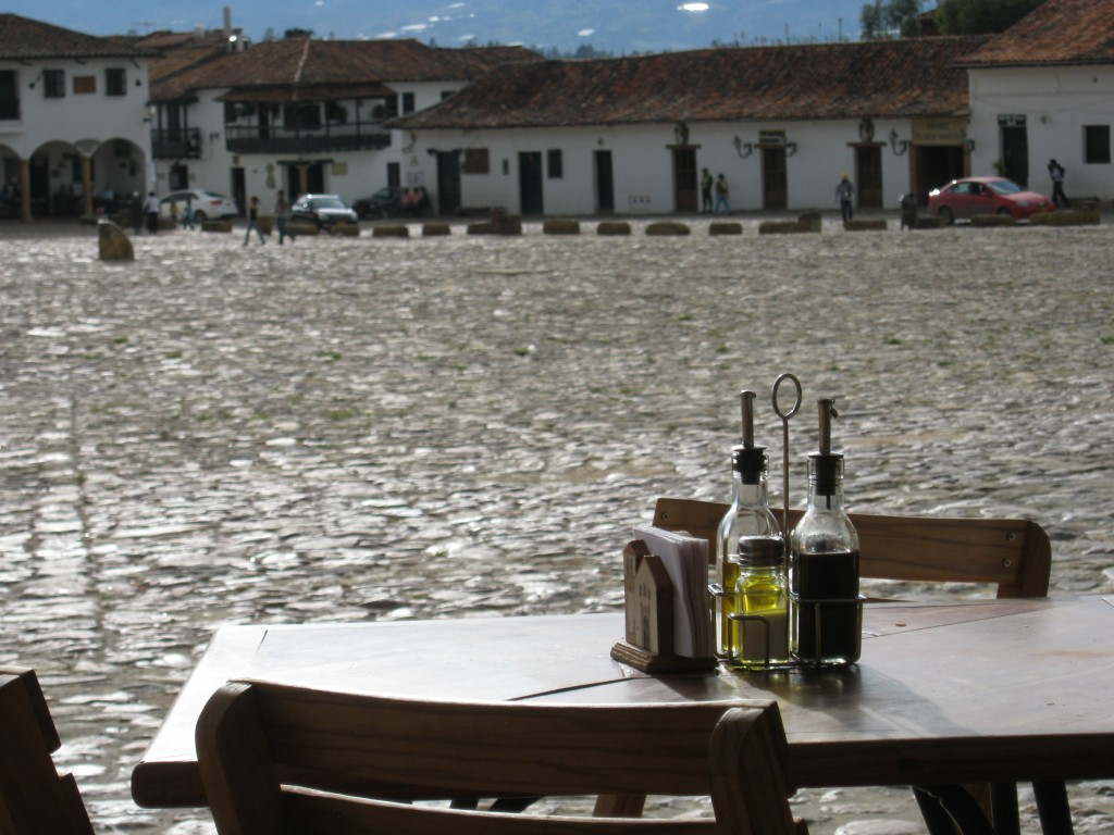 Villa de Leyva has an increasingly vibrant restaurant scene