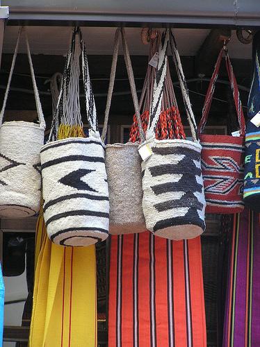 Colombian mochilas