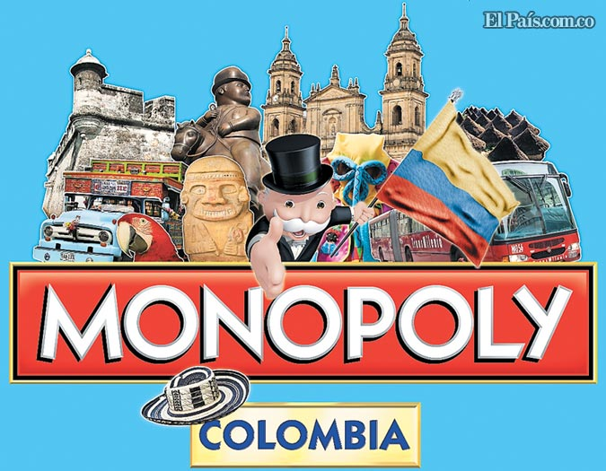 Monopoly, Colombia style