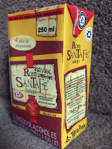 Santa Fe Rum