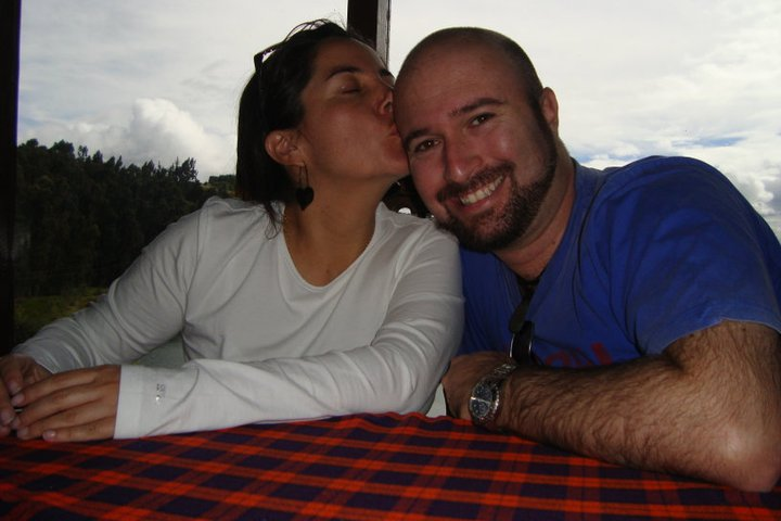 Love in Colombia, aww