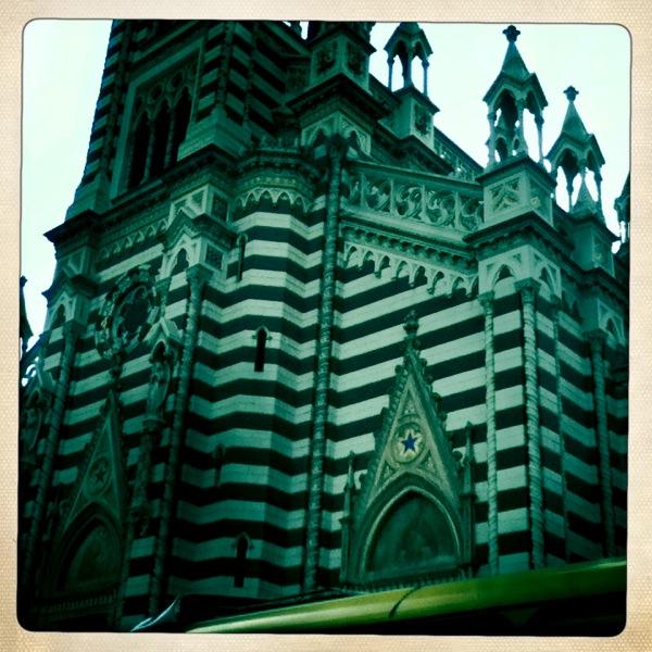 Church in La Candelaria