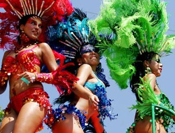 Barranquilla Carnival (Photo courtesy of Off2Colombia.com)