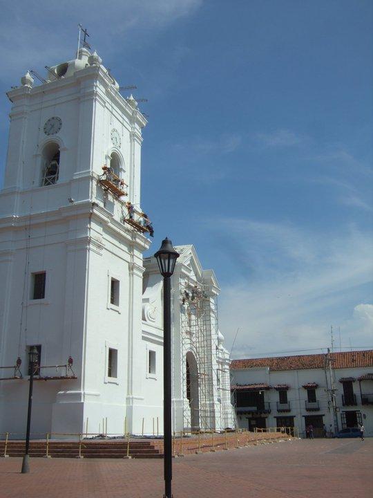Architecture in Santa Marta