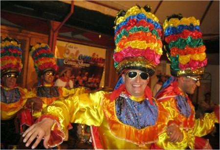 Colombian Folklore - Barranquilla Carnival