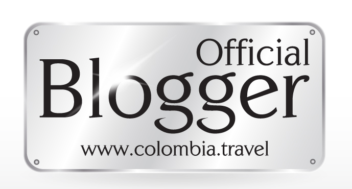 Proud to be Official Bloggers for Colombia.Travel