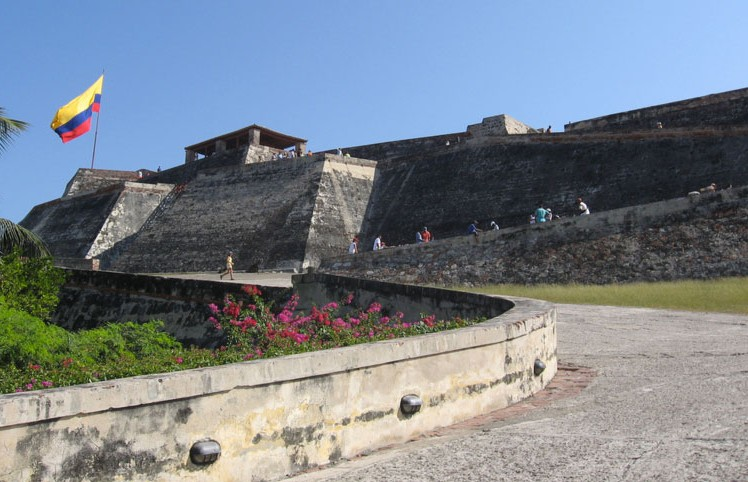 Fort of San Felipe, Cartagena