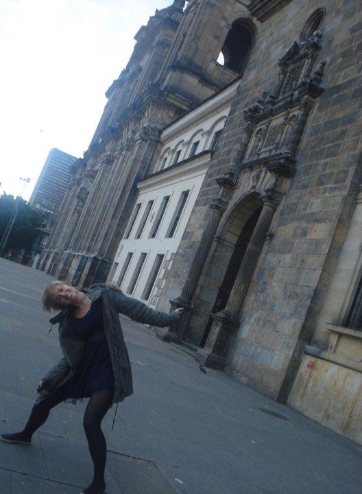 Flic in Bogotá