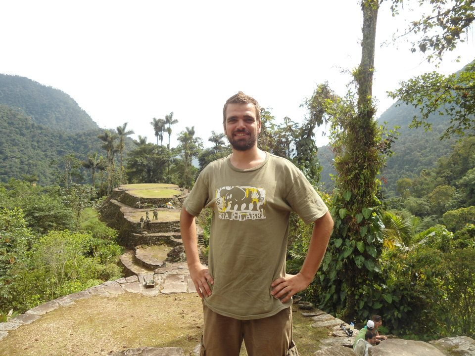 Florian at the Lost City