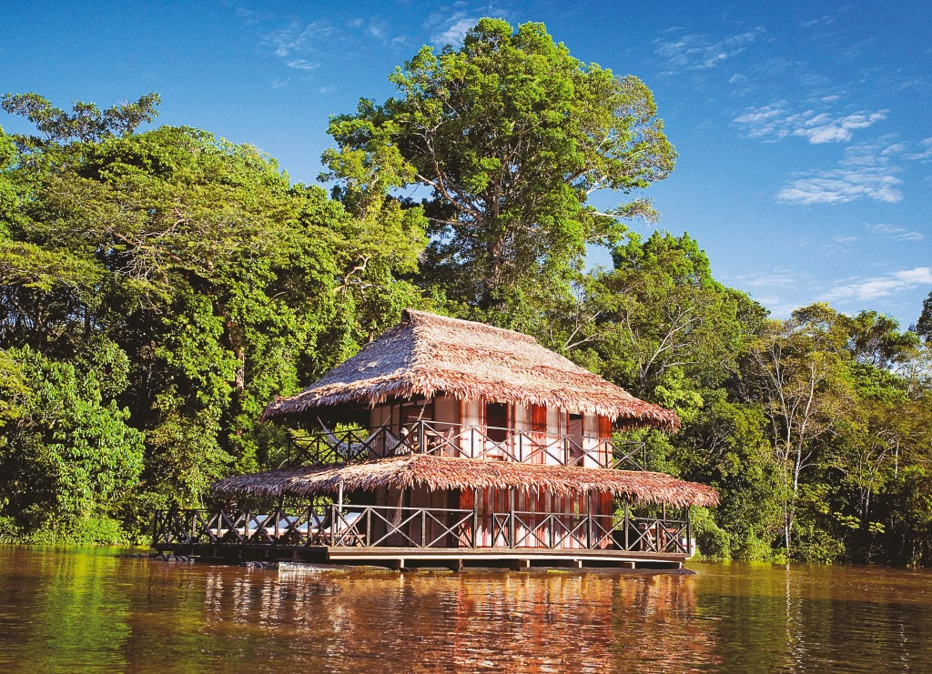 Accommodation in the Amazon