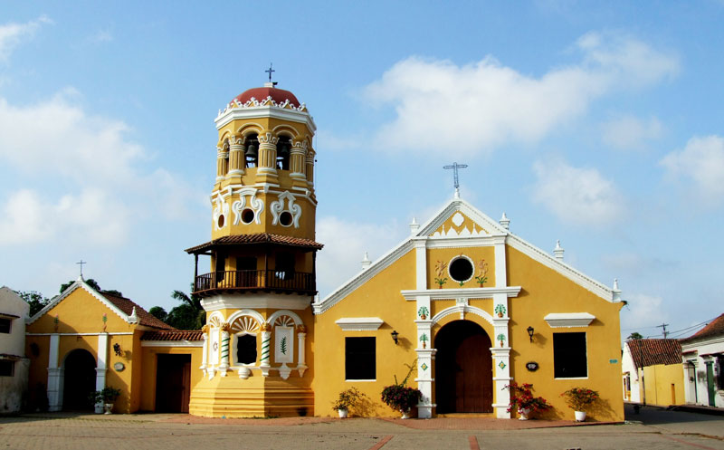 Church in Mompox